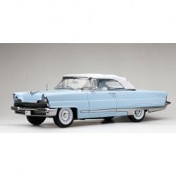 Lincoln Premiere Convertible 1956 Light Blue White Sunstar SUN4721