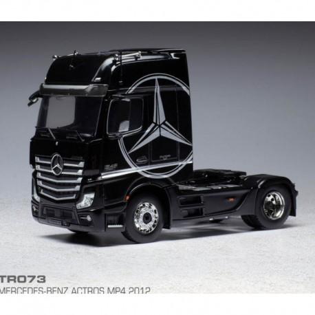 Mercedes Actros MP4 Black IXO TR073