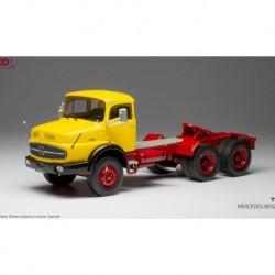 Mercedes LK 2624 1979 Yellow IXO TR087