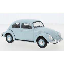 Volkswagen Kafer 1960 Light Blue WhiteBox WB124055