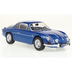 Alpine Renault A110 1300 1971 Blue WhiteBox WB124058