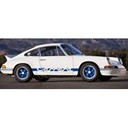 Porsche 911 2.7 RS 1963 White IXO PR8-0012A