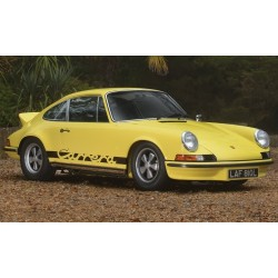 Porsche 911 2.7 RS 1963 Yellow IXO PR8-0012B
