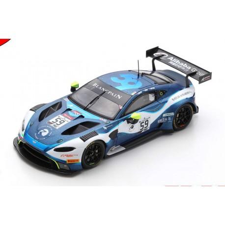 Aston Martin Vantage GT3 59 24 Heures de Spa Francorchamps 2019 Spark SB281