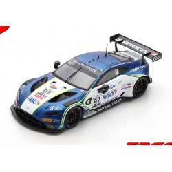 Aston Martin Vantage GT3 97 24 Heures de Spa Francorchamps 2019 Spark SB265