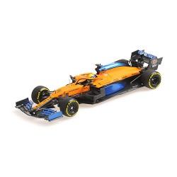 McLaren Renault MCL35 4 F1 Launch Spec 2020 Lando Norris Minichamps 537204304