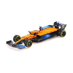 McLaren Renault MCL35 55 F1 Launch Spec 2020 Carlos Sainz Jr Minichamps 537204355