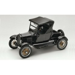 Ford Model T Runabout 1925 Black Sunstar SUN1886