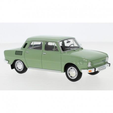 Skoda 100 L Green WhiteBox WB124062