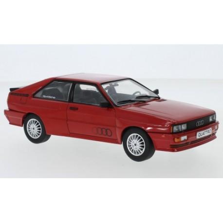 Audi Quattro 1988 Red WhiteBox WB124064