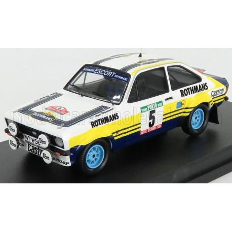 Ford Escort MKII 5 Rallye du Portugal 1979 Vatanen - Brvant Trofeu TRORRAL102