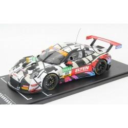 Porsche 911 GT3R 69 GT Masters 2018 Luhr - Slooten IXO LEGT18019