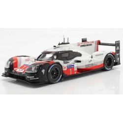 Porsche 919 Hybrid 1 24 Heures du Mans 2017 IXO SP9191815