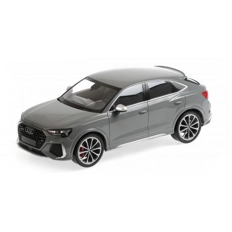 Audi Q3 RS 2019 Grey Metallic Minichamps 155018100