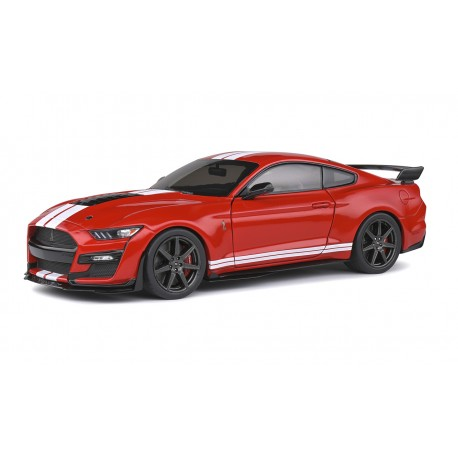 Ford Mustang GT500 Fast Track 2020 Racing Red Solido S1805903