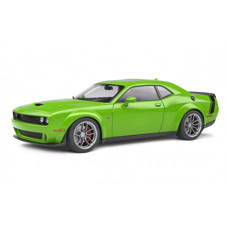 Dodge Challenger RT Scat Pack Widebody 2020 Green Solido S1805704