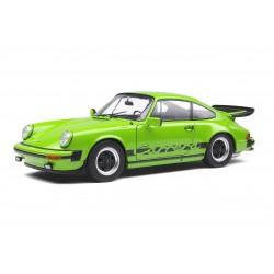 Porsche 911 930 Carrera 3.2L 1984 Green Solido S1802603