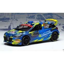 Hyundai i20 R5 32 Rallye Monte Carlo 2020 Sarrazin Parent IXO RAM754