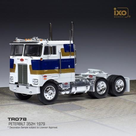 Perterbilt 352 H 1979 White IXO TR078