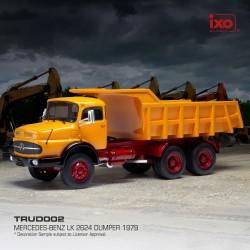 Mercedes LAK2624 1979 Orange IXO TRUD002