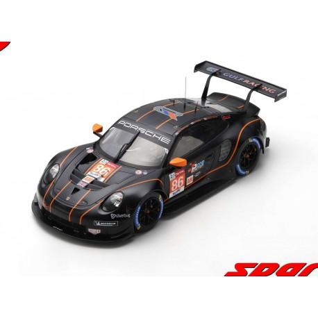 Porsche 911 RSR 86 24 Heures du Mans 2020 29ème Spark 18S562