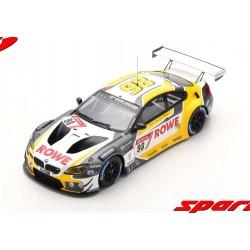 BMW M6 GT3 98 24 Heures du Nurburgring 2020 4ème Spark 18SG049