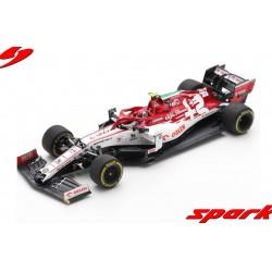 Alfa Romeo Sauber Ferrari C39 99 F1 Grand Prix d'Emilie Romagne 2020 Antonio Giovinazzi Spark S6495