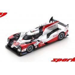 Toyota TS050 Hybrid 7 24 Heures du Mans 2020 3ème Spark S7958