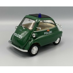 BMW Isetta 250 Police Welly WEL24096GPW.POLICE