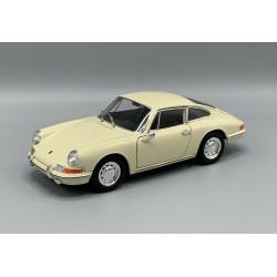 Porsche 911 Beige Clair Welly WEL24087W.CREAM