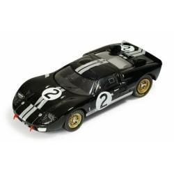 Ford GT40 MK II 2 Winner 24 Heures du Mans 1966 IXO LM1966