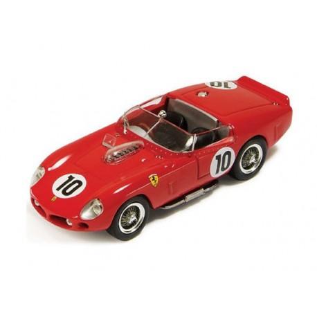 Ferrari TRI/61 3.0L V12 10 Winner 24 Heures du Mans 1961 IXO LM1961