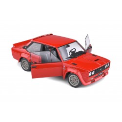 Fiat 131 Abarth 1980 Red Solido S1806002
