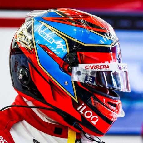 Casque Helmet 1/2 Kimi Raikkonen F1 2021 Bell