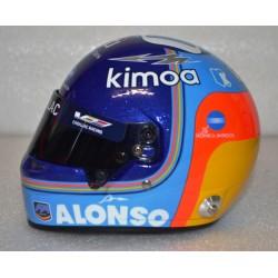 Casque Helmet 1/2 Fernando Alonso Winner 24 Heures de Daytona 2019 Bell 4100058