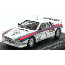 Lancia 037 Martini 1 Winner Rallye Monte Carlo 1983 Walter Rohrl CMR WRC009
