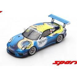 Porsche 911 GT3 Cup 78 Champion Porsche Carrera Cup Japon 2018 Tsubasa Kondo Spark SJ066