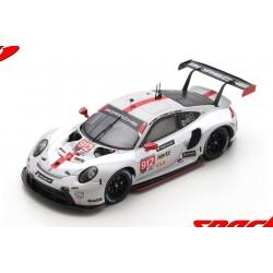 Porsche 911 RSR 912 2ème GTLM Class 24 Heures de Daytona 2020 Spark US121