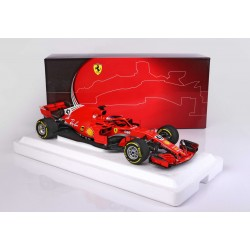 Ferrari SF71H F1 Testing Fiorano January 2021 Mick Schumacher BBR BBR211847