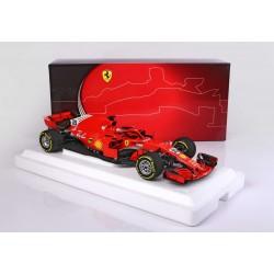 Ferrari SF71H F1 Testing Fiorano January 2021 Carlos Sainz BBR BBR211895