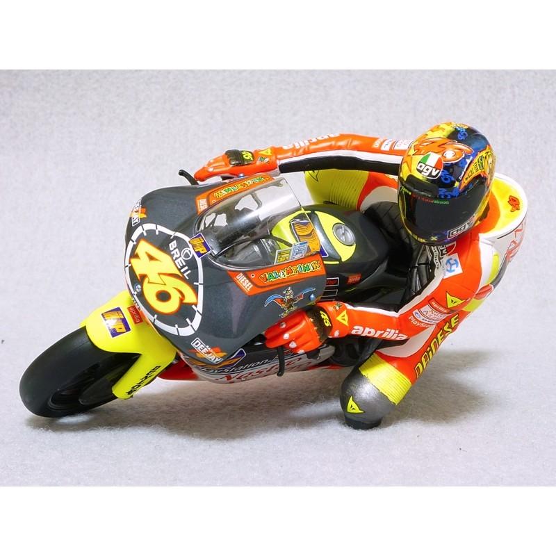 Pilota Valentino Rossi Minichamps 1:12 312010046 Miniature