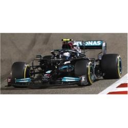 Mercedes AMG F1 W12 E Performance 77 F1 Grand Prix de Bahrain 2021 Valtteri Bottas Spark 18S577