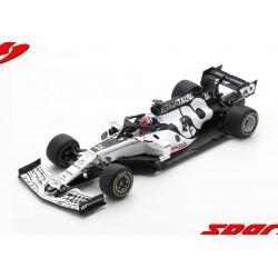 Alpha Tauri Honda AT1 26 F1 Grand Prix d'Italie Monza 2020 Daniil Kvyat Spark 18S488