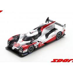 Toyota TS050 Hybrid 7 24 Heures du Mans 2020 3ème Spark 18S549