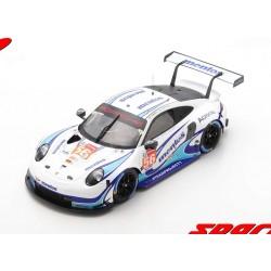 Porsche 911 RSR 56 24 Heures du Mans 2020 27ème Spark 18S560
