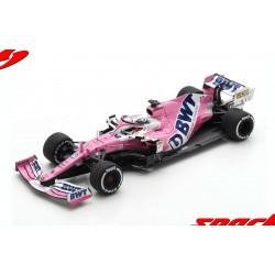 Racing Point Mercedes RP20 18 F1 Grand Prix de Belgique 2020 Lance Stroll Spark S6496