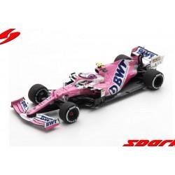 Racing Point Mercedes RP20 11 F1 Grand Prix de Belgique 2020 Sergio Perez Spark S6497