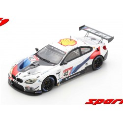BMW M6 GT3 42 24 Heures du Nurburgring 2020 3ème Spark SG682