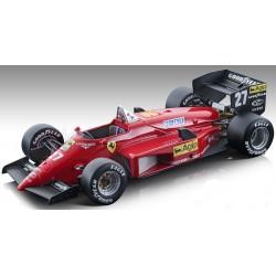 Ferrari 156-85 27 F1 Grand Prix du Canada 1985 Michele Alboreto Tecnomodel TM18-201B