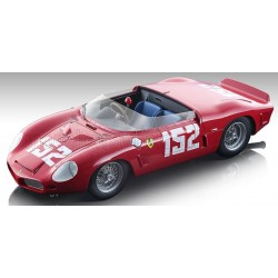 Ferrari Dino 246SP Spider 152 Winner Targa Florio 1962 Rodriguez - Mairesse - Gendebien Tecnomodel TM18-129C
